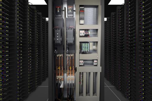 Schaltschrankbau Verkabelung Siemens Klöckner-Möller Danfoss SEW
