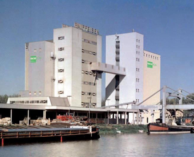 Deuka Heilbronn Kraftfutterwerk Automatisierung Automation Presse Kühler Mischer Absackung Verladung Annahme